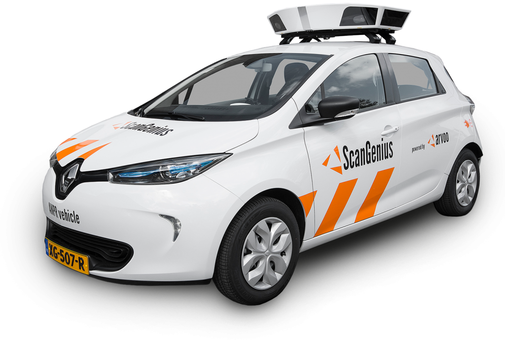 The ANPR innovators ScanGenius auto